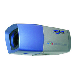 "CAMARA COLOR CCD 1/4"" SONY. LENTE 3.5-8 MM. 420 LINEAS. 0.5 LUX."