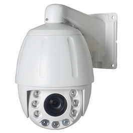 SPEED DOME IP 1080P 36X IR 100 METROS. H 265.
