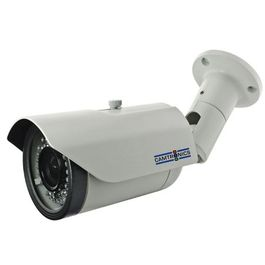 CAMARA TUBULAR IP FULL HD. LENTE DE 2,8 A 12 MM. 42 LEDS. POE INCLUIDO