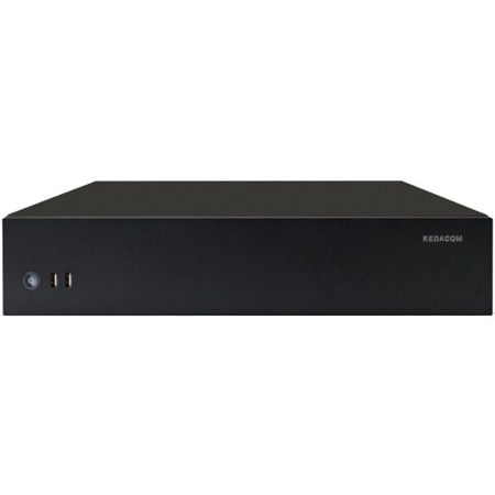 NVR 16 CANALES H265 ONVIF COMPATIBLE 4K HD 2 TB